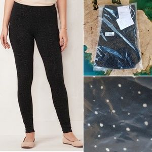 LC Lauren Conrad leggings - women's XS NWT